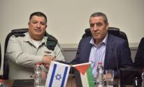 شاهد.. الشيخ يكشف تفاصيل اجتماع مع الجانب الإسرائيلي برام الله