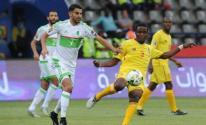 مباراة الجزائر ضد زيمبابوي