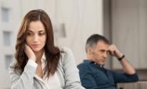 حياة زوجية غير سعيدة