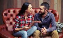قضاء الوقت مع زوجك في العزل