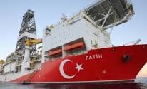 سفن تنقيب تركية في البحر الأسود