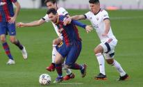 شاهد: برشلونة يعود للعزف على آلة الانتصارات ويسحق أوساسونا برباعية