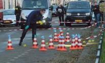 الاعتداء على سفارة السعوديةفي هولندا