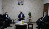 الرجوب: اللقاءات ستستأنف قريبًا مع حماس لإنجاز اتفاق إصدار مرسوم الانتخابات