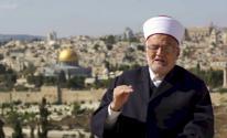 الشيخ عكرمة صبري يُحذر من مسيرة الأعلام الاستفزازية في القدس