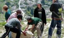 اعتداء المستوطنين على الشعب الفلسطيني