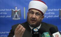 رئيس المجلس الأعلى للقضاء الشرعي حسن الجوجو