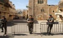 الأوقاف تستنكر اقتحام الاحتلال للمسجد الإبراهيمي الشريف وإغلاقه