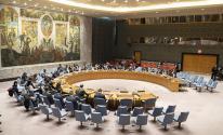 انطلاق جلسة مجلس الأمن لبحث انتهاكات الاحتلال بحق فلسطين