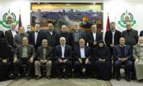 مكتب حماس السياسي
