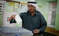 انتخابات فلسطين.