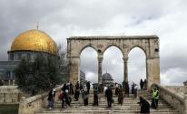 حماي تحذّر حكومة الاحتلال من مواصلة عدوانها على القدس