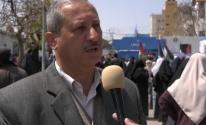 محمود خلف الجبهة الديمقراطية