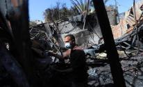 شاهد.. زراعة غزة تحذّر من تسرّب مواد كيميائية للمياه الجوفية إثر العدوان الأخير