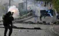 مواجهات الاحتلال