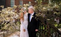 تفاصيل سعر فستان زفاف العروس الثالثة لرئيس وزراء بريطانيا
