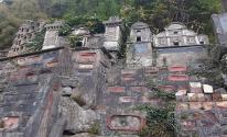 بالفيديو | اكتشاف قرية نموذجية مصغرة من المعالم