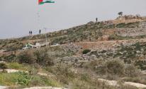 مستوطنون يقتحمون جبل العالم في رام الله والاحتلال يجرف 300 دونم في محيطه