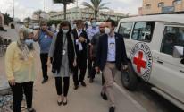 روبير مارديني في غزة