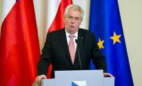 رئيس التشيك