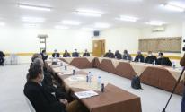 لجنة متابعة العمل الحكومي