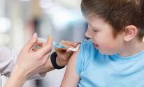 تطعيم الاطفال