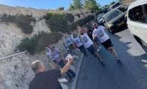 الاحتلال يقمع ماراثون تضامني مع الشيخ جراح وسلوان