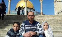 مهجة القدس: الاحتلال يحتجز الأسير عنان نجيب بظروف سيئة جداً