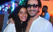بسبب ابنته لى لى.... أحمد حلمي يتصدر تريند جوجل