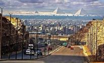 بالفيديو | مشهد داخل أتوبيس عام يثير جدلا واسعا في مصر