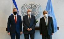 الرئيس الإسرائيلي أي اتفاق مع غزة يجب أن يشمل عودة الجنود الأسرى.jpg