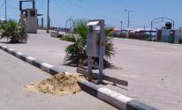 غزة: البلدية تُنهى تركيب حاويات