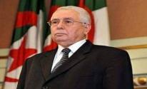 وفاة الرئيس السابق لمجلس الأمة الجزائري