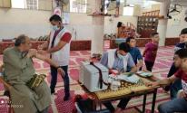 الأوقاف بغزة تُطلق حملة تطعيم ضد