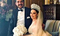 زوج ديانا كرزون يحسم حقيقة وجود إبن له من زواج سابق