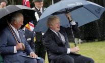 بالفيديو | رئيس الوزراء البريطاني