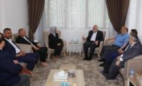 هنية يؤكد أهمية المسار القانوني في ملاحقة قادة الاحتلال بالمحاكم الدولية