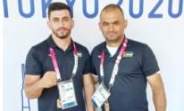 اللاعب وسام ابو رميلة