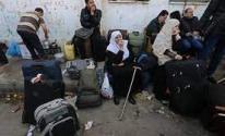 الدعليس يُعلن زيادة أعداد المسافرين عبر معبر رفح البري