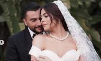 أول تعليق من هاجر أحمد بعد حفل زفافها: اكتفيت بـ