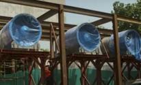 الهند تشيد 40 مروحة عملاقة فى وسط العاصمة لتحسين جودة الهواء