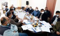مشروع الترميز البريدي بغزة