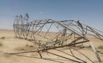 استهداف 3 أبراج لنقل الطاقة شمال العراق