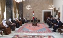 قطر تعلن عن تقديم مساعدات غذائية للجيش اللبناني لمدة سنة