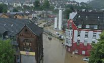 ارتفاع أعداد ضحايا الفيضانات في المانيا وبلجيكا