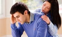 التعامل مع الزوج المكتئب