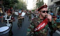 استعراض كشفي يجوب مدينة رام الله احتفالاً بعيد الأضحى المبارك