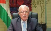 المالكي يُطلع مبعوث الاتحاد الأوروبي على آخر التطورات في الساحة الفلسطينية