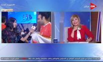 بالفيديو: مشجع أهلاوي يحرج لميس الحديدي على الهواء بعد فوز الأهلي