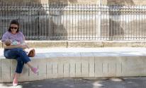 مقاعد للتبريد فى فرنسا لمواجهة ارتفاع درجات الحرارة